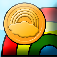 Happy Rainbow (Coin Pitch) app icon