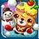 Pretty Pet Farm! Christmas iOS Icon