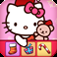 Hello Kitty Memory Match app icon