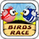 Birds Race ( Angry Doodle Bird Racing And Shooting Game iOS Icon
