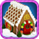 Gingerbread House Maker iOS Icon
