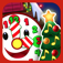 Christmas Toy Clock iOS Icon