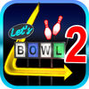 Lets Bowl 2: Free Multiplayer Bowling app icon