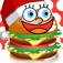 Christmas Yummy Burger Free app icon