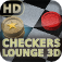 Checkers Lounge 3D app icon