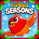 Fly Bird Seasons iOS Icon