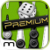 Backgammon Gold PREMIUM App Icon