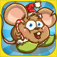 "Mouse Maze Best Christmas FREE by ""Top Free Games"" app icon"