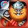 LandGrabbers: medieval real time battle strategy app icon