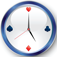 Clock Solitaire plus app icon