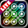Dot Line Lite iOS Icon