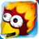 Rocket Chicken (Fly Without Wings) iOS Icon