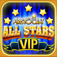 All Stars casino slot game app icon