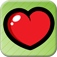 Bubble Blast Valentine App Icon