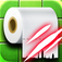 Toilet Paper Dragging App Icon