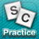 Scramble Practice app icon
