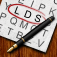 LDS Word Search Weekly iOS Icon