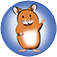 Pickles the Hamster app icon