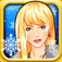 Winter Dress up & Makeup iOS Icon