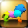 My First 3D Puzzle: Animals app icon