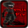Ninja FLY with Monsters 2012 Game app icon