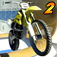 Toy Stunt Bike 2 app icon