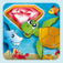 Turtle Gems: The adventure under the sea iOS Icon