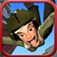 High Flyin' Free SkyDive iOS Icon