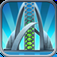 Ocean Tower – a free management game iOS Icon