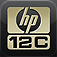 Hewlett Packard 12C Financial Calculator icon