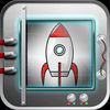 Space Rocket Blast app icon