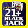 Blackjack 21 plus Free Casino-style Blackjack game iOS Icon
