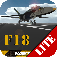 F18 Carrier Landing Lite app icon