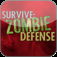 Survive: Zombie Defense app icon