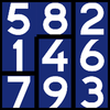 Sudoku Jigsaw puzzle game iOS Icon