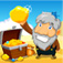 Gold Miner-Online VS App Icon