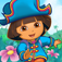 Dora's Dress-Up Adventures app icon