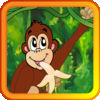 Monkeys and Bananas game iOS Icon