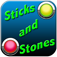 Sticks and Stones app icon