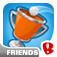 Paper Toss Friends iOS Icon