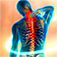 Yoga for Back Pain Relief App Icon