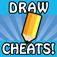 Cheats With Draw  for Draw Something