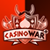 Casino War plus Free Card Game iOS Icon