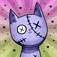 Meow Maze Zombie Cats Game app icon