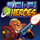 Sci-Fi Heroes App Icon