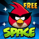 Angry Birds Space Free App Icon