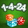 1-4-24 - Midnight Dice Game app icon