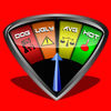 Hot O Meter free iOS Icon