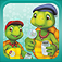 Franklin's Bubble Blaster app icon