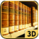 Escape 3D: Library App Icon